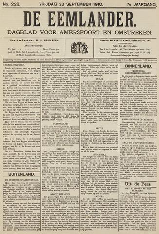 De Eemlander 1910-09-23