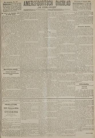 Amersfoortsch Dagblad / De Eemlander 1918-02-06
