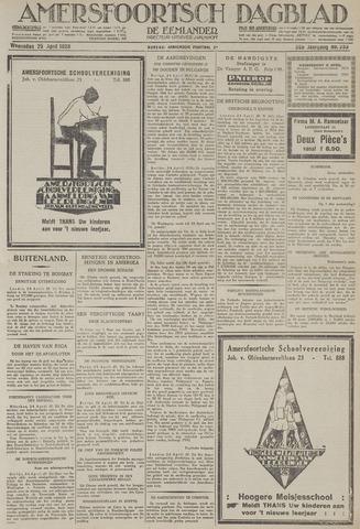 Amersfoortsch Dagblad / De Eemlander 1928-04-25