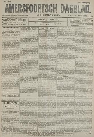 Amersfoortsch Dagblad / De Eemlander 1914-05-11