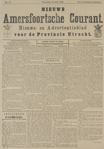 Nieuwe Amersfoortsche Courant 1905-06-14
