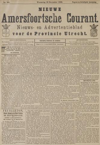 Nieuwe Amersfoortsche Courant 1900-12-19