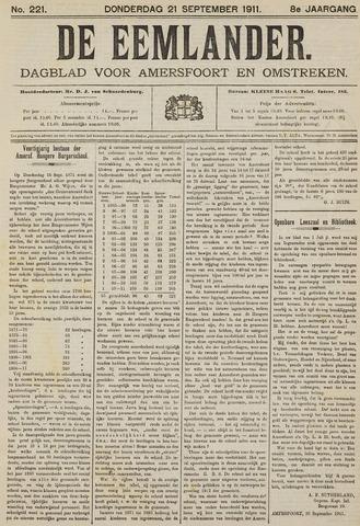 De Eemlander 1911-09-21