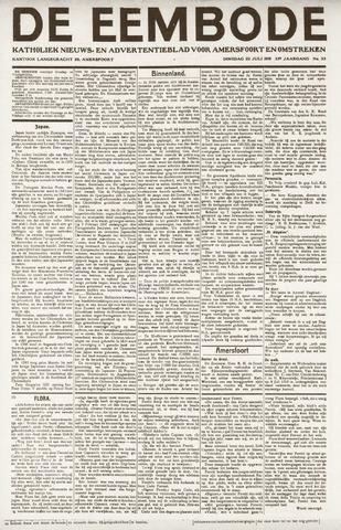 De Eembode 1919-07-22