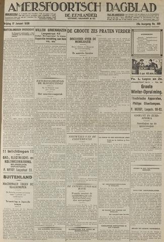 Amersfoortsch Dagblad / De Eemlander 1930-01-17