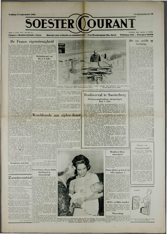 Soester Courant 1965-09-17