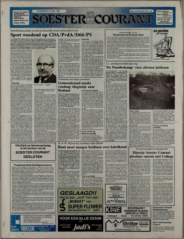 Soester Courant 1987-05-20