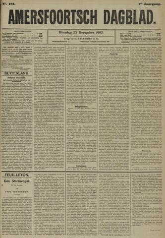 Amersfoortsch Dagblad 1902-12-23