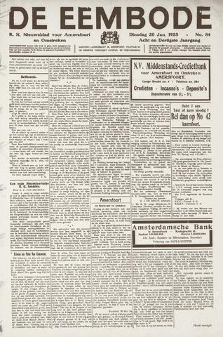 De Eembode 1925-01-20