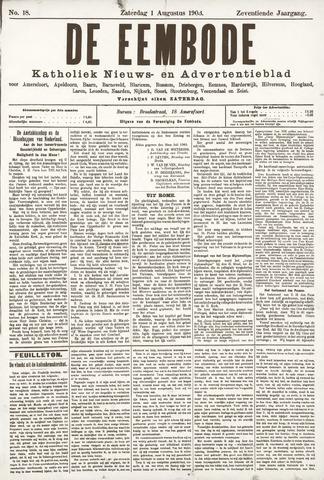 De Eembode 1903-08-01