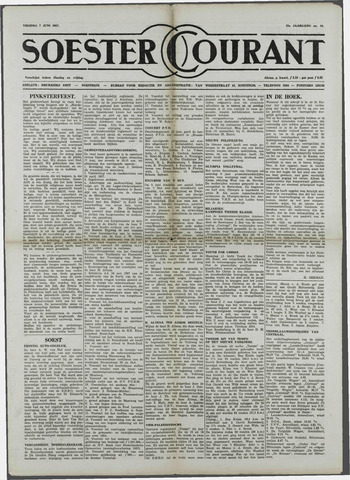 Soester Courant 1957-06-07