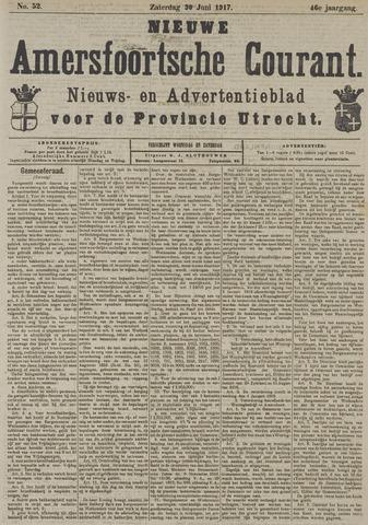 Nieuwe Amersfoortsche Courant 1917-06-30