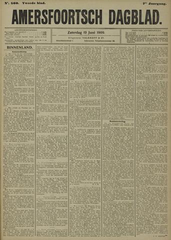 Amersfoortsch Dagblad 1909-06-19