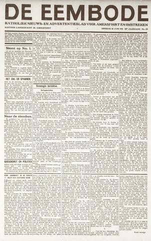 De Eembode 1918-06-18