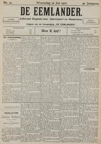 De Eemlander 1907-07-10