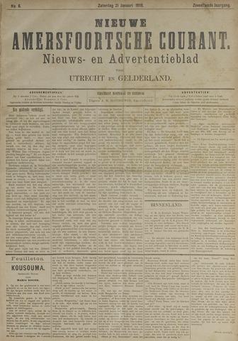 Nieuwe Amersfoortsche Courant 1888-01-21