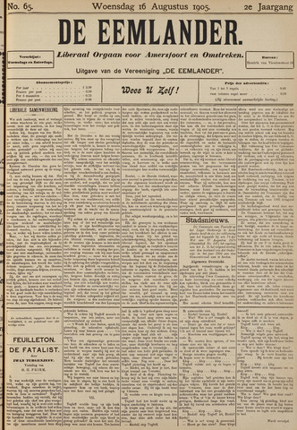 De Eemlander 1905-08-16