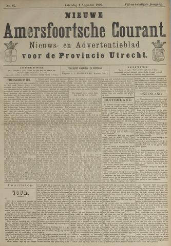 Nieuwe Amersfoortsche Courant 1896-08-01