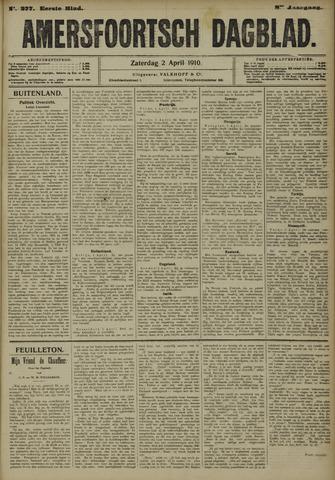 Amersfoortsch Dagblad 1910-04-02