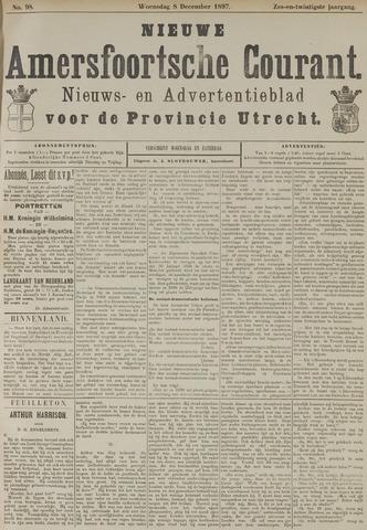 Nieuwe Amersfoortsche Courant 1897-12-08