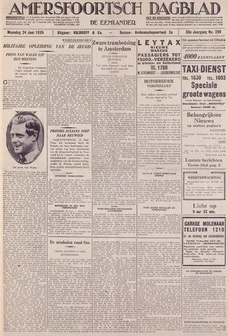 Amersfoortsch Dagblad / De Eemlander 1935-06-24