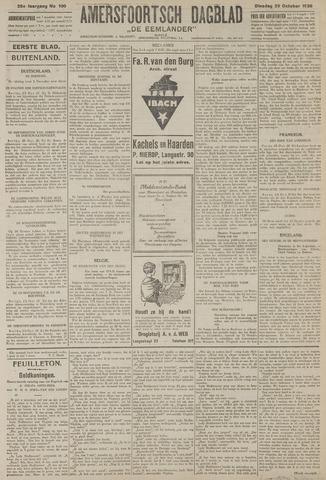 Amersfoortsch Dagblad / De Eemlander 1926-10-26
