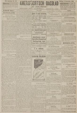 Amersfoortsch Dagblad / De Eemlander 1926-12-17
