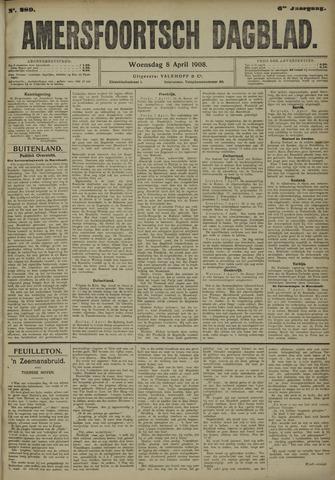 Amersfoortsch Dagblad 1908-04-08