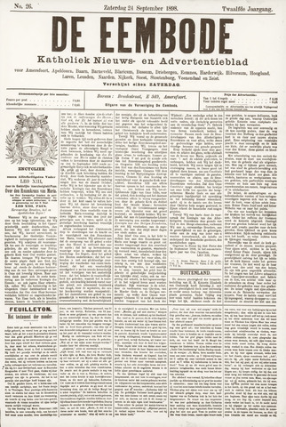 De Eembode 1898-09-24