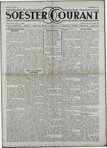 Soester Courant 1957-06-25