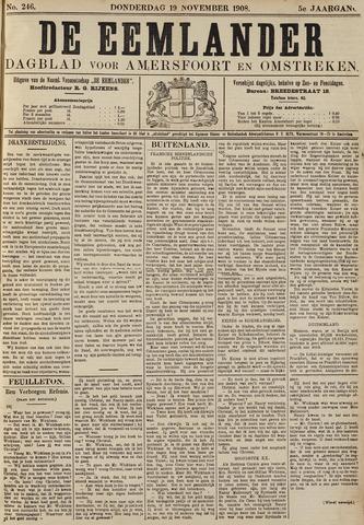 De Eemlander 1908-11-19