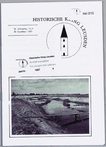 Historische Kring Leusden 1987-11-30