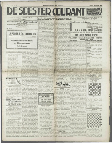 Soester Courant 1930-10-24