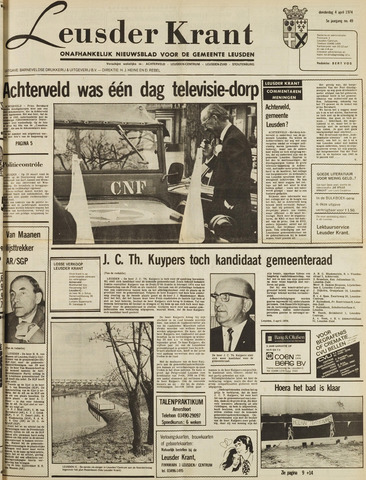 Leusder Krant 1974-04-04