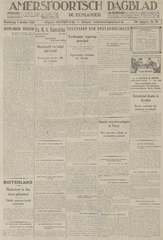 Amersfoortsch Dagblad / De Eemlander 1930-10-09