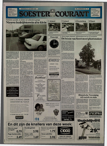 Soester Courant 1999-10-27