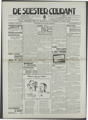 Soester Courant 1940-04-19