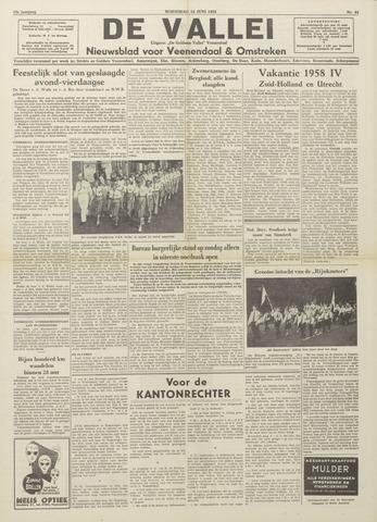 De Vallei 1958-06-18