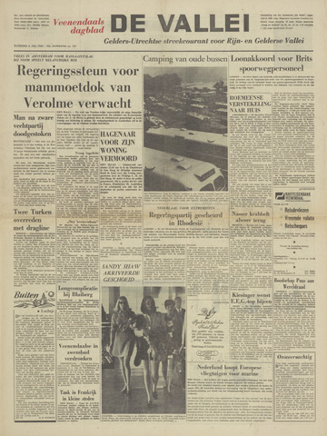 De Vallei 1968-07-06