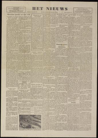 Het Nieuws 1943-09-21