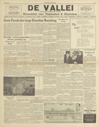 De Vallei 1962-04-25