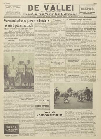 De Vallei 1958-08-06