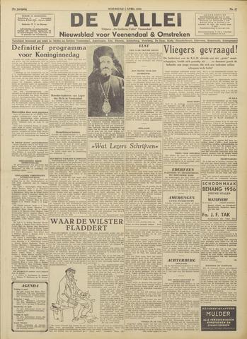 De Vallei 1956-04-04