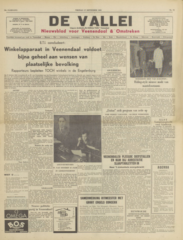 De Vallei 1965-09-17