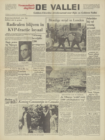 De Vallei 1967-08-30