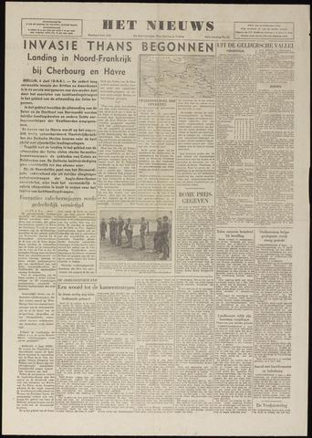 Het Nieuws 1944-06-06