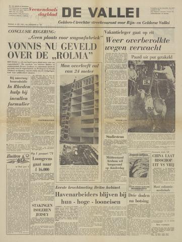 De Vallei 1970-07-10