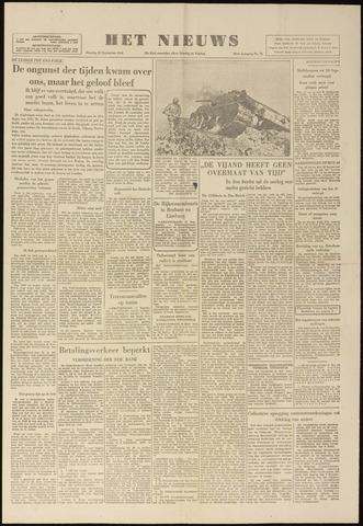 Het Nieuws 1944-09-12