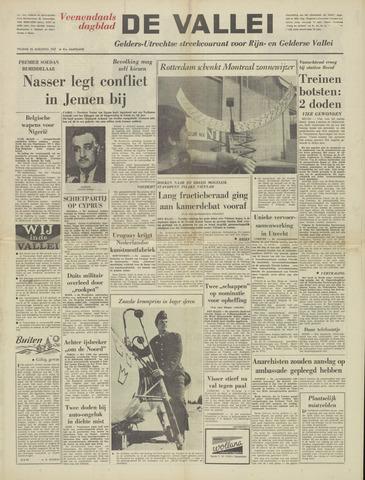 De Vallei 1967-08-25