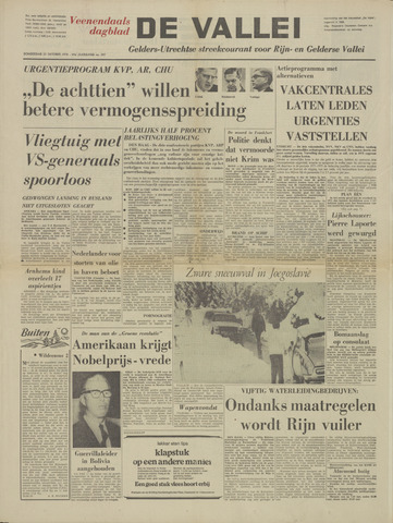 De Vallei 1970-10-22